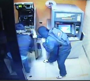 ATM ISO robbery